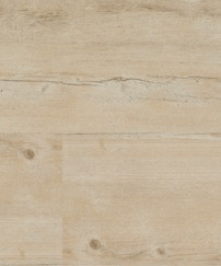 These light and airy luxury vinyl plank flooring tiles are perfect for the contemporary home. The warm and creamy tan works for many decor styles, from beachy to a modern ski resort.