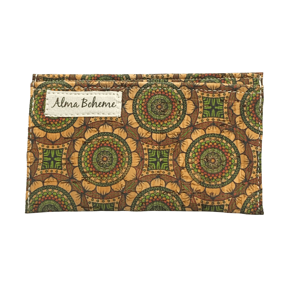 CorkHouse wallet Alma Boheme Single Pocket Handmade Cork Wallet