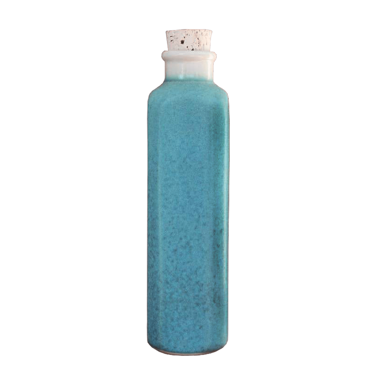 Earth-In Canteen Four Corners Ceramic Water Bottle