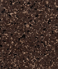 Jelinek Cork Rubber Cork Floor - Coco Bean - Naturally Anti-Microbial Hypoallergenic Sustainable Eco-Friendly Cork