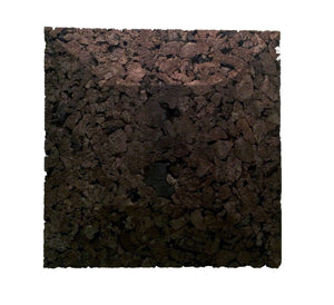 Acoustic Wall Panels 9.5 Inch Diameter Sound and Thermal Control - Naturally Anti-Microbial Hypoallergenic Sustainable Eco-Friendly Cork