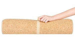 Jelinek Cork Yoga Mat - The Perfect Yoga Mat! - Naturally Anti-Microbial Hypoallergenic Sustainable Eco-Friendly Cork