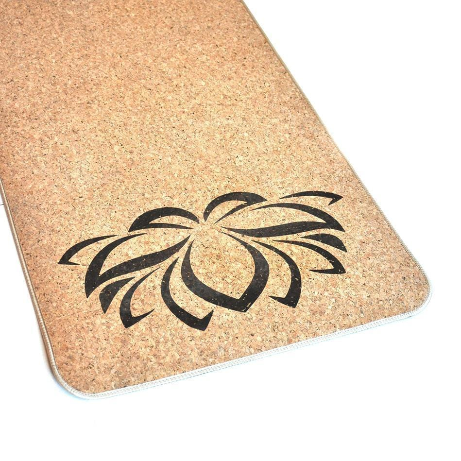 Make it Personal - Yoga Mat - Naturally Anti-Microbial Hypoallergenic Sustainable Eco-Friendly Cork