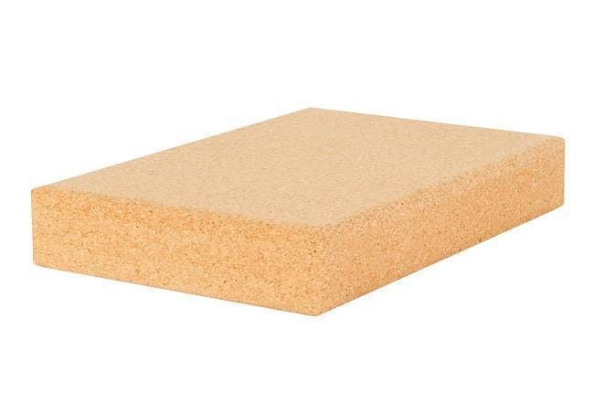 Yoga Brick - Naturally Anti-Microbial Hypoallergenic Sustainable Eco-Friendly Cork
