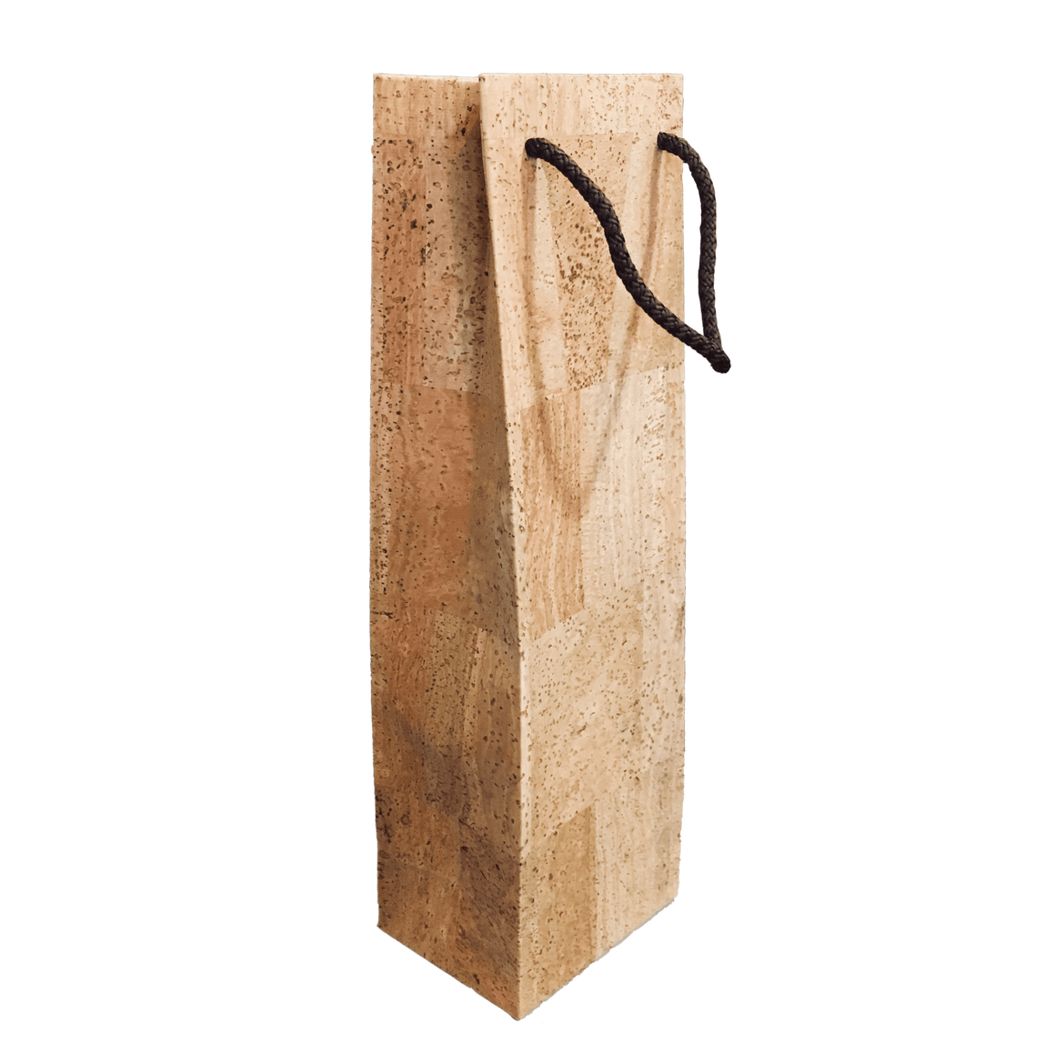 Cork Gift Wine Bag - Naturally Anti-Microbial Hypoallergenic Sustainable Eco-Friendly Cork
