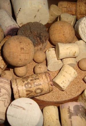Cork Grab Bag - Naturally Anti-Microbial Hypoallergenic Sustainable Eco-Friendly Cork