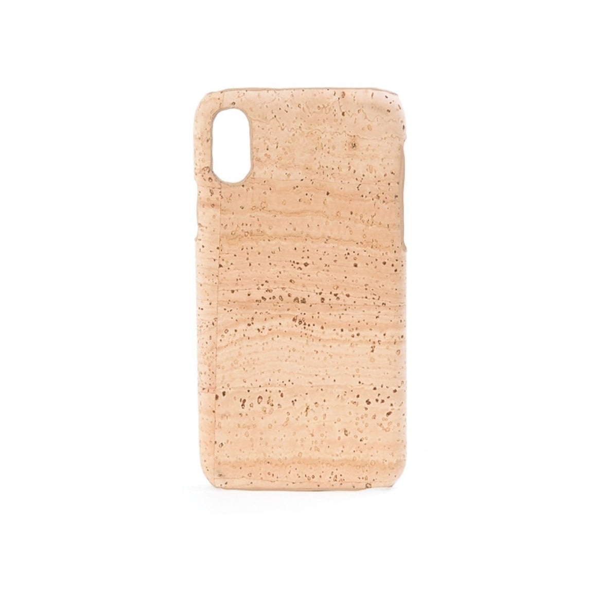 Cork iPhone Case - Naturally Anti-Microbial Hypoallergenic Sustainable Eco-Friendly Cork