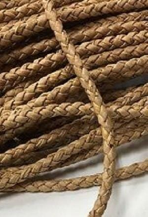 Cork String - Portuguese Braid - Naturally Anti-Microbial Hypoallergenic Sustainable Eco-Friendly Cork