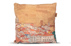 Cork Pillow Cover