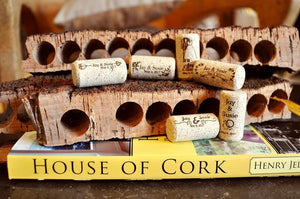 Make it Personal - Wine Corks - Naturally Anti-Microbial Hypoallergenic Sustainable Eco-Friendly Cork