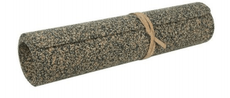 Yoga Mat - Rubber Cork - Naturally Anti-Microbial Hypoallergenic Sustainable Eco-Friendly Cork