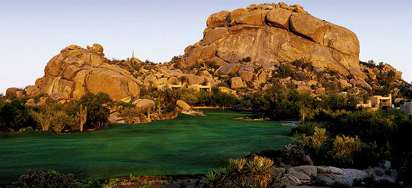 Boulders Golf Resort - Carefree, AZ