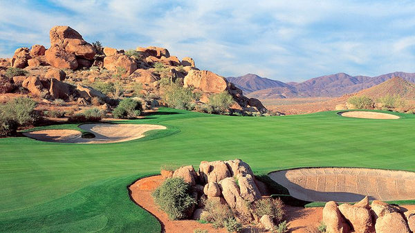 Troon North Golf Club - Scottsdale, AZ