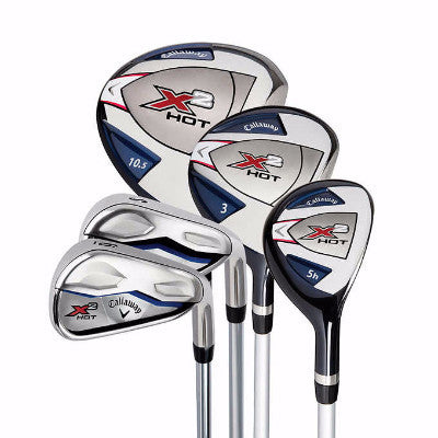 Callaway X2-Hot <br/> (Men's) RH/LH Regular