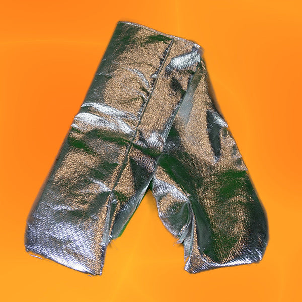 Aluminized Closed Top Cover Mitts 23