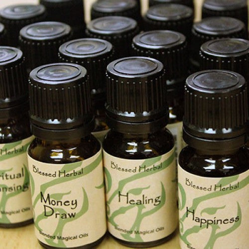 Essential Oil -Sweet Grass World Magic Essential Oils