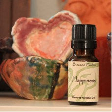 Essential Oil-Happiness Blessed Oils