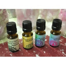 Essential Oil-Ganesha -Remover of Obstacles - World Magic Oil