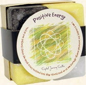 Candle Gift Set-Reiki Charged Hand Poured Essential Oil Infused Positive Energy Candle Gift Set