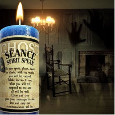 Seance Spirit Speak Candle : Limited Edition Reiki Charged Hand Poured Seance Spirit Speak Candle