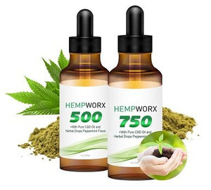 Hempworx Pure CBD Oil