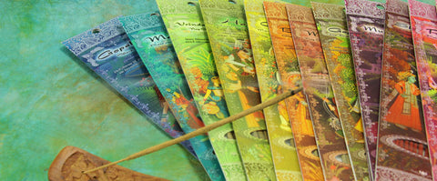 Incense Aromatic Hand Harvested and Rolled Insence