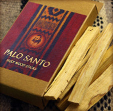 OUT OF STOCK-Palo Santo Sticks - 5 Pack