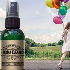 Karma Kleaner Spiritual Cleansing  Essential Oil Room Spray