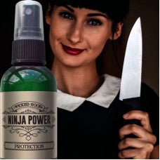 Good Ninja Power Protection Essential Oil Room Spray