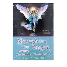 Messages From Your Angels Card Deck,by Doreen Virtue Ph.D