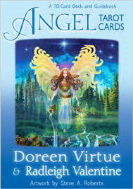 Angel Tarot™ Cards by  Doreen Virtue Ph.D,& Radleigh Valentine , Card Decks