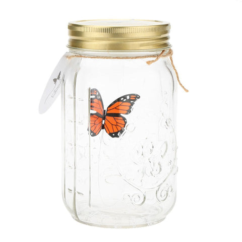 Butterfly Jar FREE SHIPPING WORLDWIDE