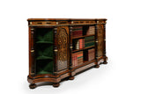 AN EXCEPTIONAL 19TH CENTURY SIDE CABINET ATTRIBUTED TO GILLOWS OF LANCASTER - REF NO. 4025