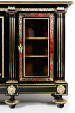 AN IMPORTANT 19TH CENTURY BOULLE CABINET - REF No. 4023