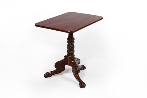 A VERY FINE 19TH CENTURY SUTHERLAND TABLE BY TAYLOR OF EDINBURGH - REF No. 9052