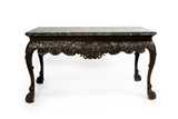 AN EXCEPTIONAL 19TH CENTURY IRISH CENTRE TABLE - REF No. 7057