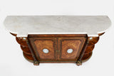 AN EXCEPTIONAL 19TH CENTURY CREDENZA - REF No. 4028