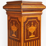 AN EXCEPTIONAL PAIR OF PEDESTALS BY EDWARDS & ROBERTS - REF No. 171