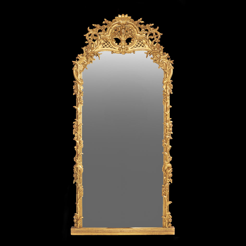 A VERY FINE 19TH CENTURY MIRROR - REF No. 6015