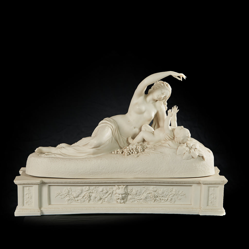 AN IMPORTANT PARIAN GROUP BY JOHN HENRY FOLEY - REF No. 1062