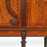 A STUNNING LATE 19TH CENTURY SIDE CABINET BY MAPLES & CO - REF No. 4034