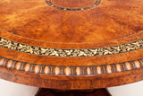 AN EXCEPTIONAL REGENCY CENTRE TABLE ATTRIBUTED TO GEORGE BULLOCK - REF No. 7054