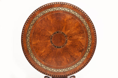 A VERY FINE 19TH CENTURY SPECIMEN CENTRE TABLE - REF No. 7052