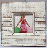HN 003 Multicolor // Single Distressed Frame 4x4