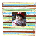 HN 042 SKITTLES // 4X4 PICTURE FRAME MULTI COLOR (available in other colors)