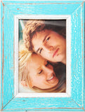 Recycled Wood 4x6-inch Single Photo Frame (NS-46)
