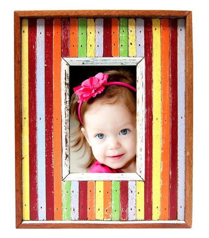 SN 269 // Skittles Single Picture Frame (4x6)
