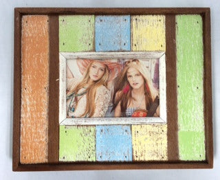 SN 286 // Island Single Picture frame (4x6)