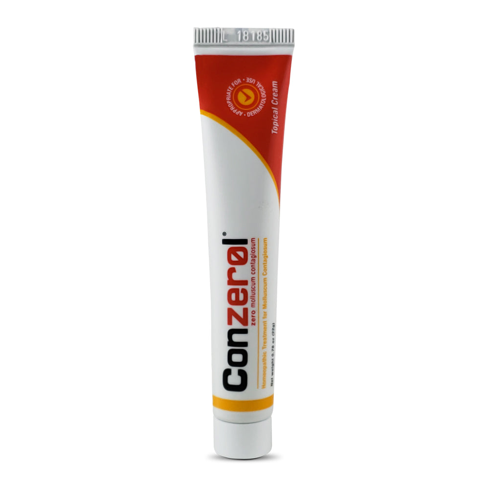 Molluscum Treatment Cream - Conzerol (1-30 Bumps)