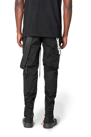Yuji Pants Black